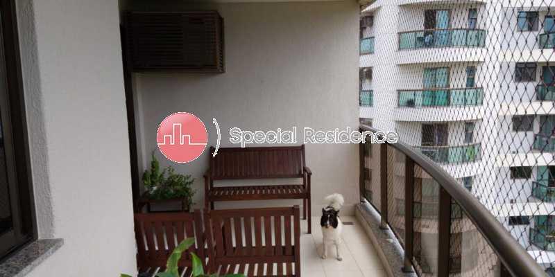 Foto 11 - Apartamento 3 quartos à venda Recreio dos Bandeirantes, Rio de Janeiro - R$ 589.000 - 300667 - 3