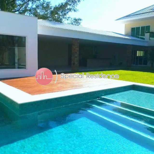 IMG-20191003-WA0074 1 - Casa em Condomínio 4 quartos à venda Barra da Tijuca, Rio de Janeiro - R$ 5.400.000 - 600253 - 4