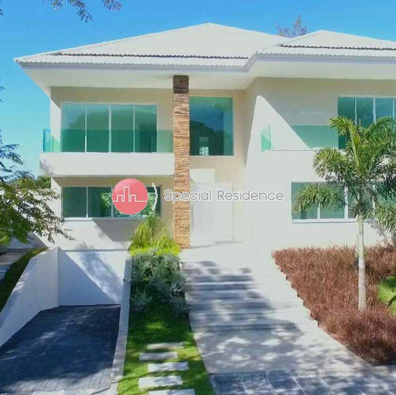 IMG-20191003-WA0076 - Casa em Condomínio 4 quartos à venda Barra da Tijuca, Rio de Janeiro - R$ 5.400.000 - 600253 - 1