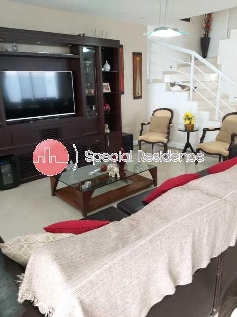5e52e6e8-e54b-4d24-9643-945860 - Casa em Condomínio 5 quartos à venda Barra da Tijuca, Rio de Janeiro - R$ 2.500.000 - 600256 - 5