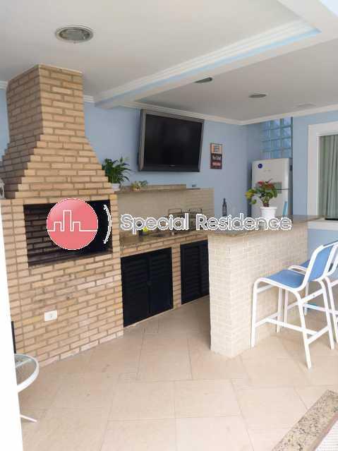 c8ef7ee4-5b1b-41b0-89e4-e32de1 - Casa em Condomínio 5 quartos à venda Barra da Tijuca, Rio de Janeiro - R$ 2.500.000 - 600256 - 31