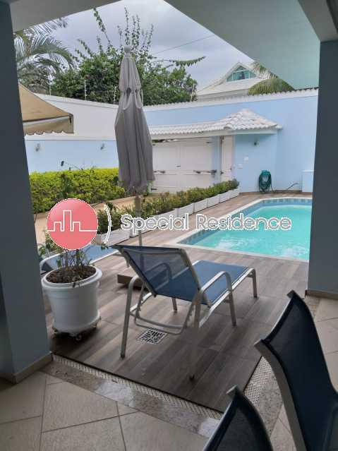 d98831cf-d678-4567-8e9a-8dfc63 - Casa em Condomínio 5 quartos à venda Barra da Tijuca, Rio de Janeiro - R$ 2.500.000 - 600256 - 30