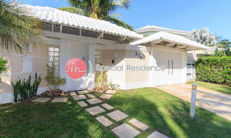 198a3c4f-3e5e-4a57-9690-838c46 - Casa em Condomínio 5 quartos à venda Barra da Tijuca, Rio de Janeiro - R$ 4.200.000 - 600257 - 3