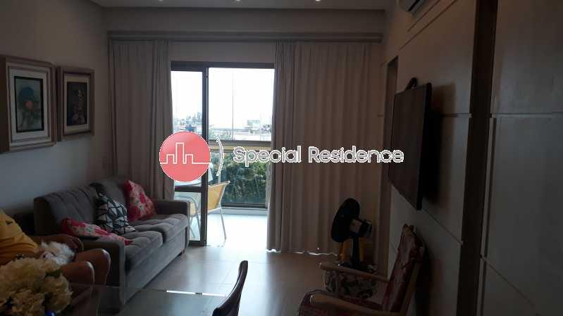 20191114_113839 - Apartamento 2 quartos à venda Barra da Tijuca, Rio de Janeiro - R$ 800.000 - 100500 - 6