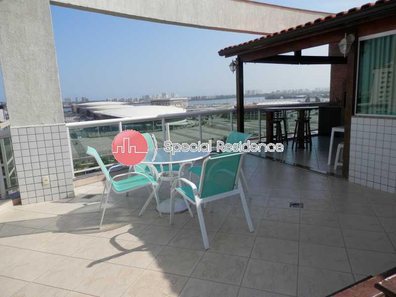 1P9300065 - Apartamento 3 quartos à venda Jacarepaguá, Rio de Janeiro - R$ 1.030.000 - 500356 - 1