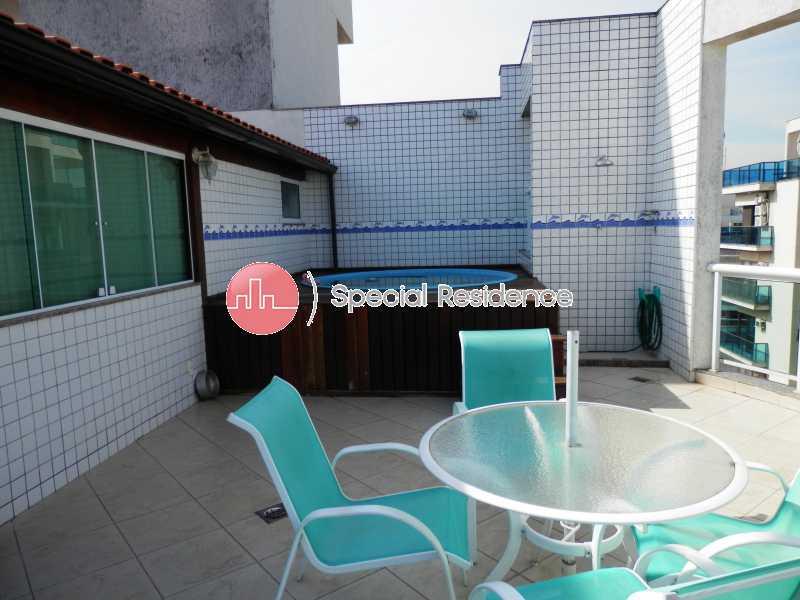 3P9300054 - Apartamento 3 quartos à venda Jacarepaguá, Rio de Janeiro - R$ 1.030.000 - 500356 - 3
