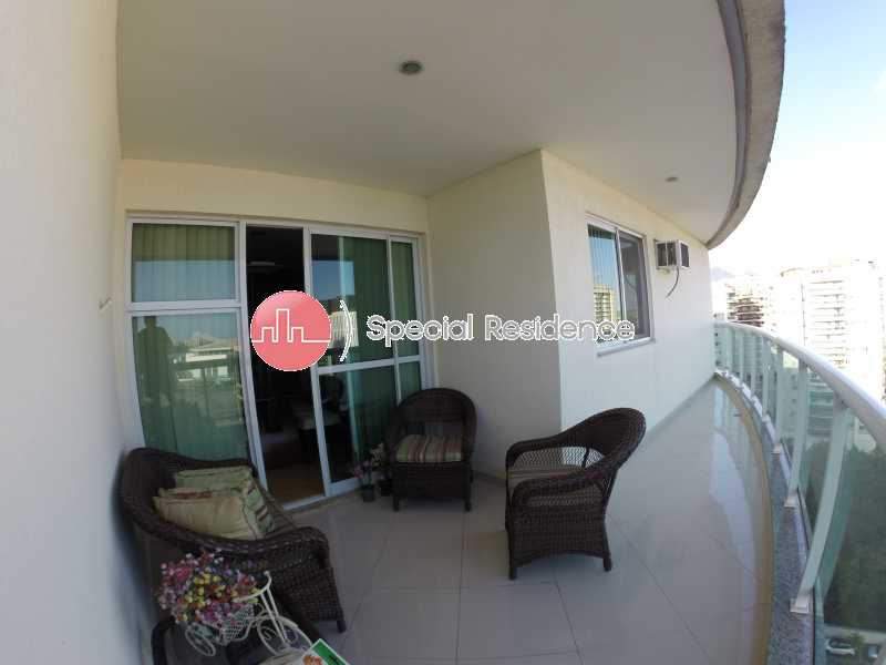 9GOPR2483 - Apartamento 3 quartos à venda Jacarepaguá, Rio de Janeiro - R$ 1.030.000 - 500356 - 4