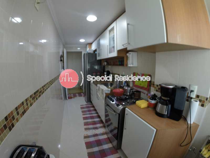 10GOPR2488 - Apartamento 3 quartos à venda Jacarepaguá, Rio de Janeiro - R$ 1.030.000 - 500356 - 11