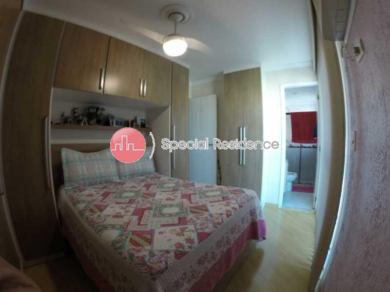 14GOPR2501 - Apartamento 3 quartos à venda Jacarepaguá, Rio de Janeiro - R$ 1.030.000 - 500356 - 15