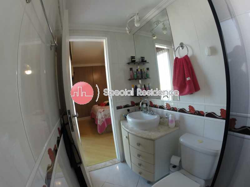 15GOPR2505 - Apartamento 3 quartos à venda Jacarepaguá, Rio de Janeiro - R$ 1.030.000 - 500356 - 16