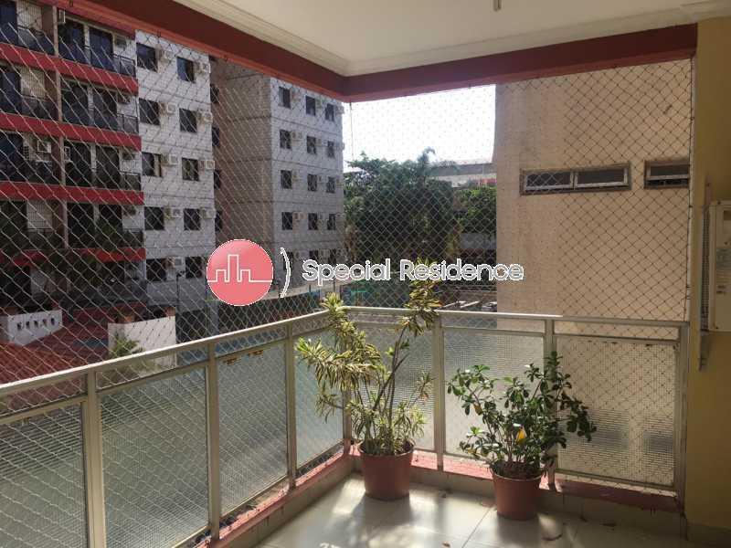 9795bff8-7442-4153-bc45-503c01 - Apartamento 2 quartos para alugar Barra da Tijuca, Rio de Janeiro - R$ 3.000 - LOC200547 - 3