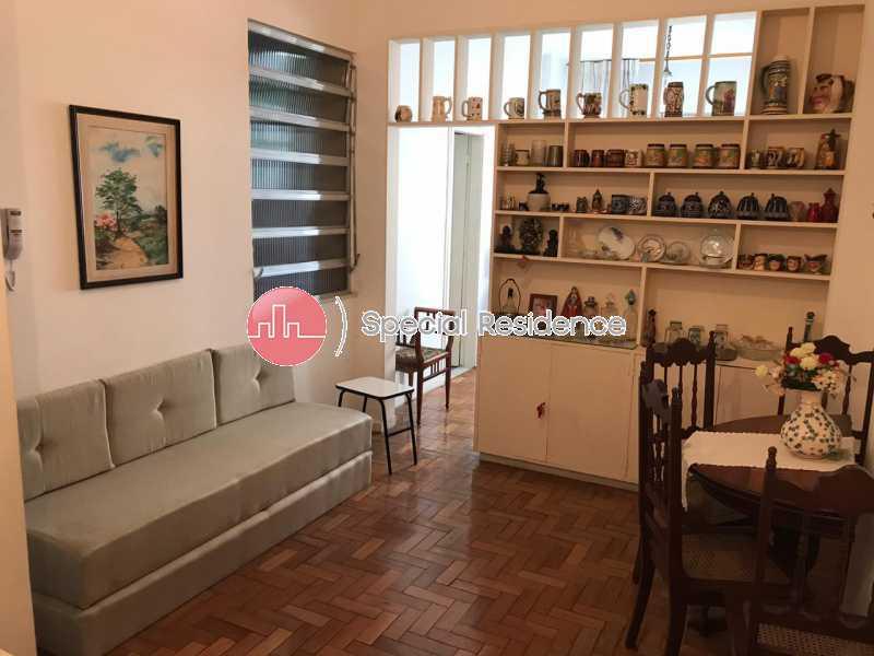 316860e2-ae28-4784-8f4d-fb730f - Kitnet/Conjugado 35m² à venda Botafogo, Rio de Janeiro - R$ 370.000 - 100537 - 4
