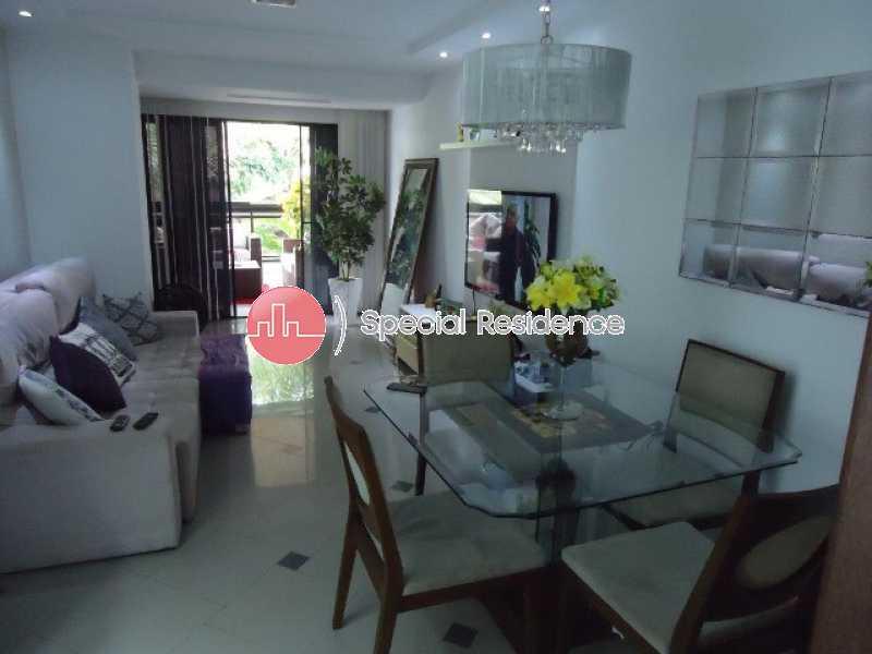 783042677071122 - Apartamento 3 quartos à venda Recreio dos Bandeirantes, Rio de Janeiro - R$ 780.000 - 300744 - 1