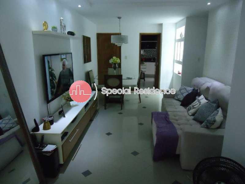 784077672122627 - Apartamento 3 quartos à venda Recreio dos Bandeirantes, Rio de Janeiro - R$ 780.000 - 300744 - 8
