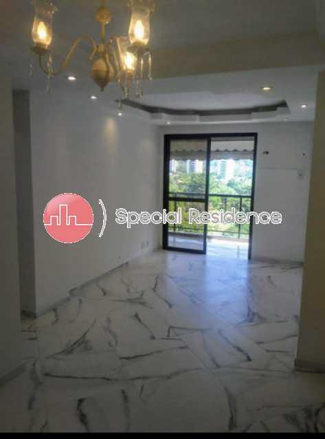 161001081056476 - Apartamento 3 quartos à venda Recreio dos Bandeirantes, Rio de Janeiro - R$ 579.000 - 300767 - 3
