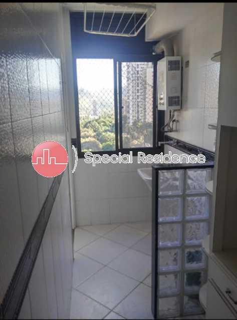 162046924596238 - Apartamento 3 quartos à venda Recreio dos Bandeirantes, Rio de Janeiro - R$ 579.000 - 300767 - 6