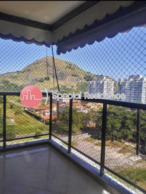 166008561403449 - Apartamento 3 quartos à venda Recreio dos Bandeirantes, Rio de Janeiro - R$ 579.000 - 300767 - 1