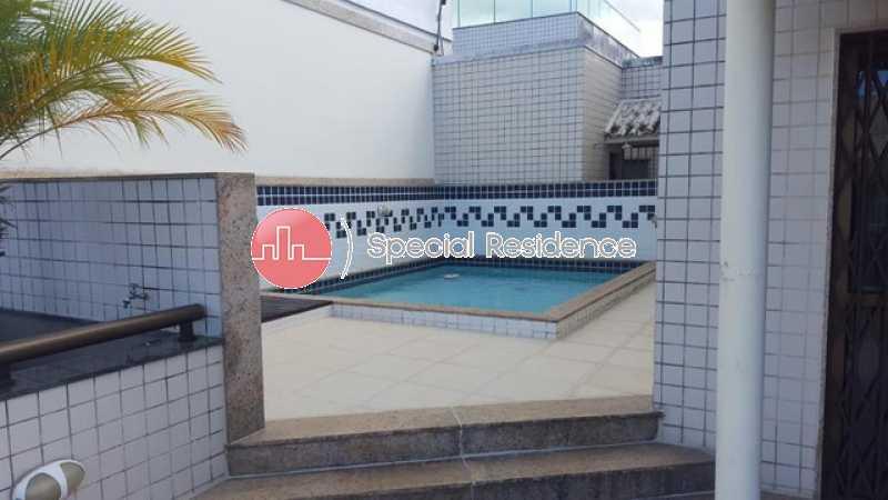 509096214844023 - Cobertura 3 quartos à venda Recreio dos Bandeirantes, Rio de Janeiro - R$ 1.190.000 - 500388 - 11