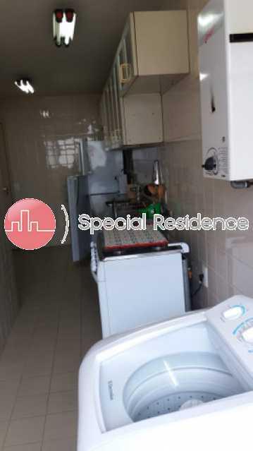 391055697408078 - Apartamento 1 quarto para alugar Barra da Tijuca, Rio de Janeiro - R$ 2.800 - LOC100469 - 8