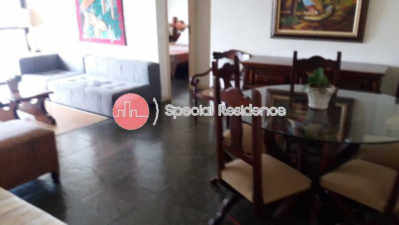 394007813990604 - Apartamento 1 quarto para alugar Barra da Tijuca, Rio de Janeiro - R$ 2.800 - LOC100469 - 4