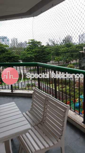 395055575777449 - Apartamento 1 quarto para alugar Barra da Tijuca, Rio de Janeiro - R$ 2.800 - LOC100469 - 5