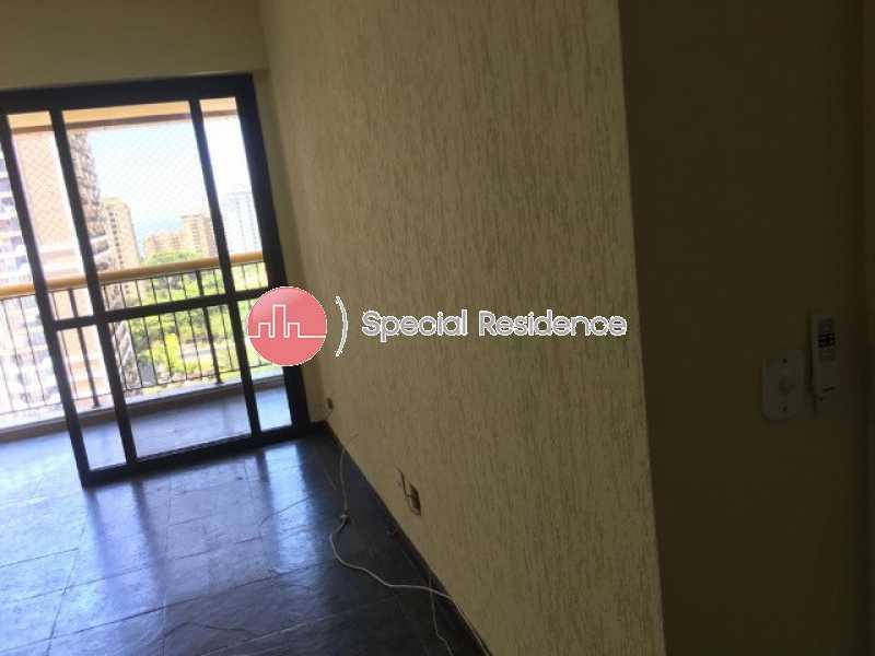853167019540626 - Apartamento 3 quartos para alugar Barra da Tijuca, Rio de Janeiro - R$ 3.500 - LOC300639 - 1