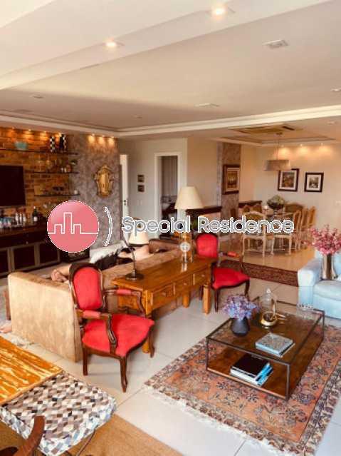 219101756428650 - Apartamento 4 quartos para alugar Barra da Tijuca, Rio de Janeiro - R$ 6.000 - LOC400076 - 1