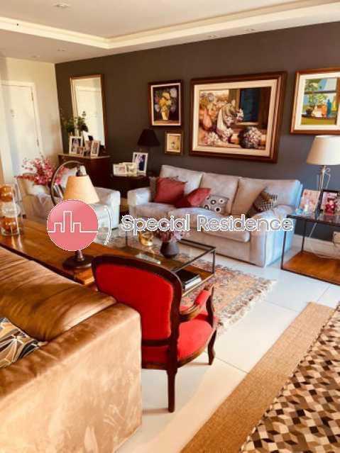 217111390083283 - Apartamento 4 quartos para alugar Barra da Tijuca, Rio de Janeiro - R$ 6.000 - LOC400076 - 3