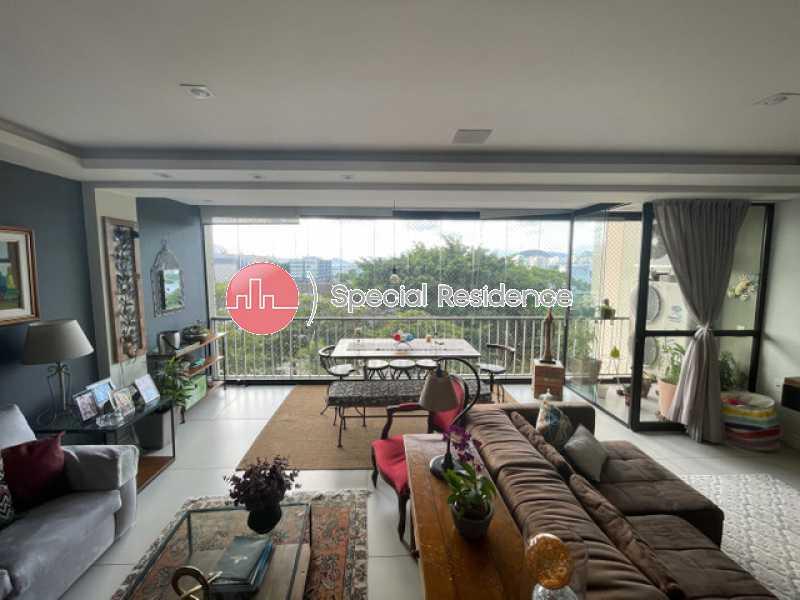 219127633761117 - Apartamento 4 quartos para alugar Barra da Tijuca, Rio de Janeiro - R$ 6.000 - LOC400076 - 21