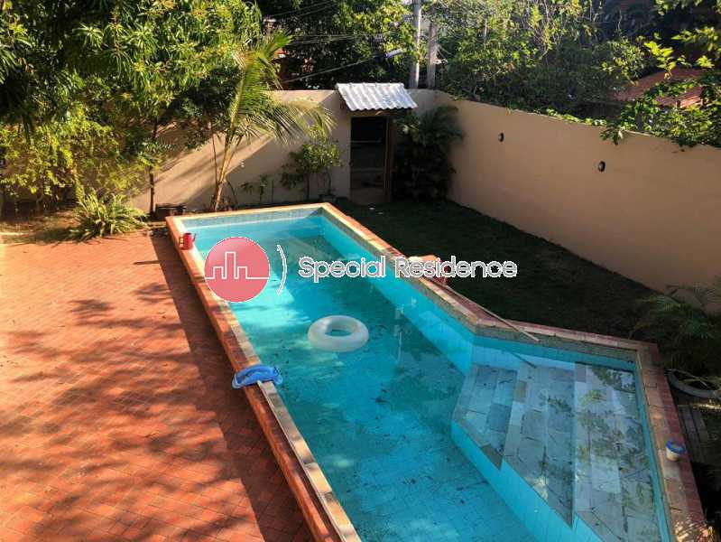 e6d548dc60acbab433e4a41e51d4f8 - Casa em Condomínio 5 quartos à venda Itanhangá, Rio de Janeiro - R$ 1.680.000 - 600286 - 9