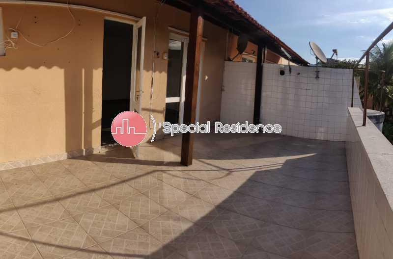 46f3c0d6-fc81-400a-bdd8-e46f02 - Casa em Condomínio 3 quartos à venda Recreio dos Bandeirantes, Rio de Janeiro - R$ 699.000 - 600289 - 13