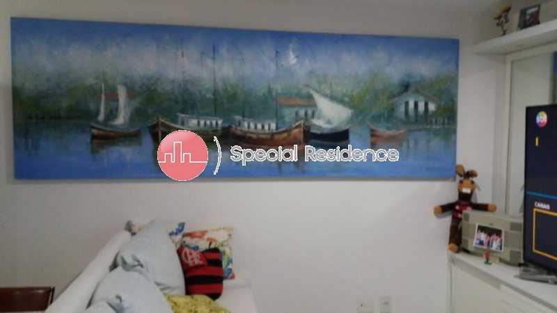 368183277507011 - Apartamento 1 quarto para alugar Barra da Tijuca, Rio de Janeiro - R$ 3.500 - LOC100481 - 8