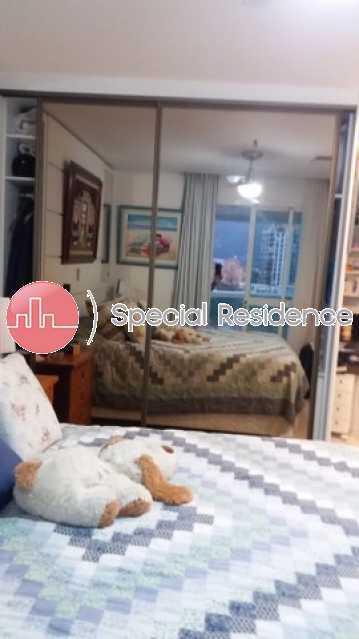 364169153773703 - Apartamento 1 quarto para alugar Barra da Tijuca, Rio de Janeiro - R$ 3.500 - LOC100481 - 5