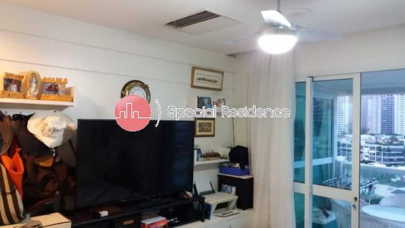 369107753154509 - Apartamento 1 quarto para alugar Barra da Tijuca, Rio de Janeiro - R$ 3.500 - LOC100481 - 4