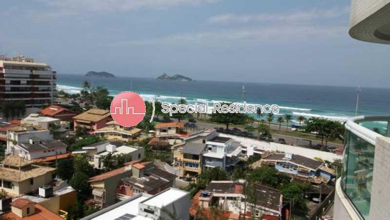 369105395613754 - Apartamento 1 quarto para alugar Barra da Tijuca, Rio de Janeiro - R$ 3.500 - LOC100481 - 1