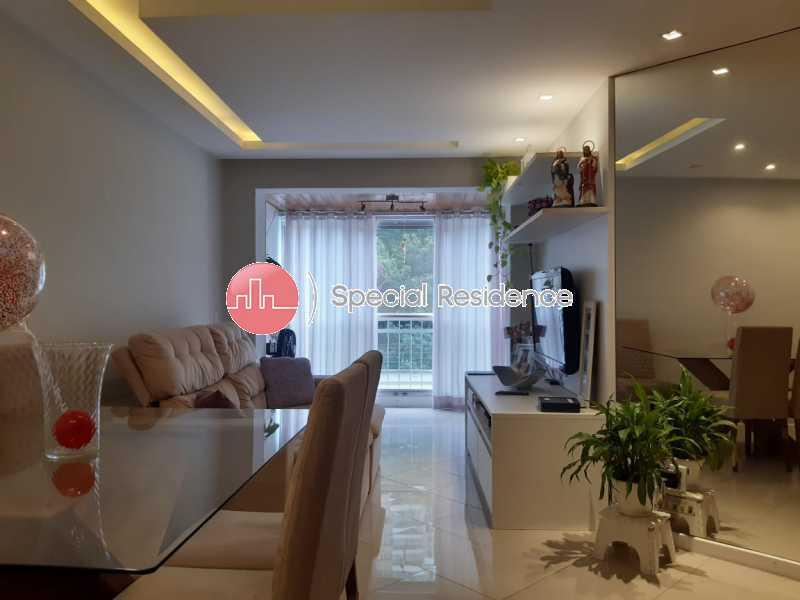 WhatsApp Image 2021-05-21 at 1 - Apartamento 2 quartos para alugar Barra da Tijuca, Rio de Janeiro - R$ 2.800 - LOC201603 - 4
