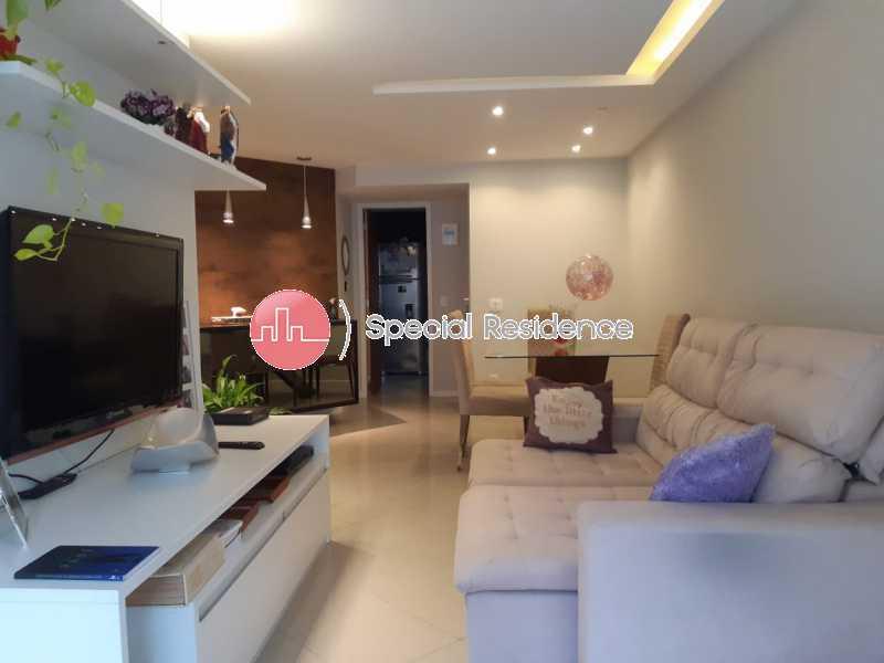 WhatsApp Image 2021-05-21 at 1 - Apartamento 2 quartos para alugar Barra da Tijuca, Rio de Janeiro - R$ 2.800 - LOC201603 - 1