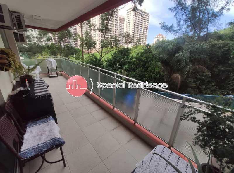 unnamed 2 - Apartamento 2 quartos para alugar Barra da Tijuca, Rio de Janeiro - R$ 2.400 - LOC201610 - 5