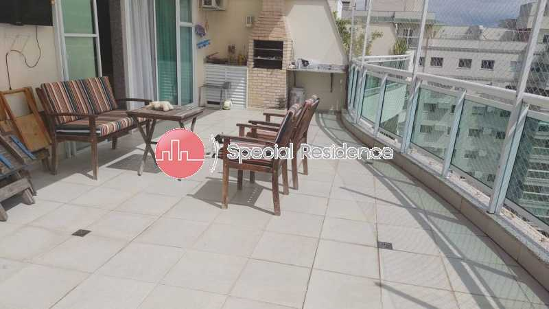 IMG-20210612-WA0039 - Casa em Condomínio 3 quartos à venda Barra da Tijuca, Rio de Janeiro - R$ 905.000 - 500436 - 1