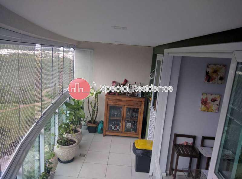 IMG-20210612-WA0032 - Casa em Condomínio 3 quartos à venda Barra da Tijuca, Rio de Janeiro - R$ 905.000 - 500436 - 3