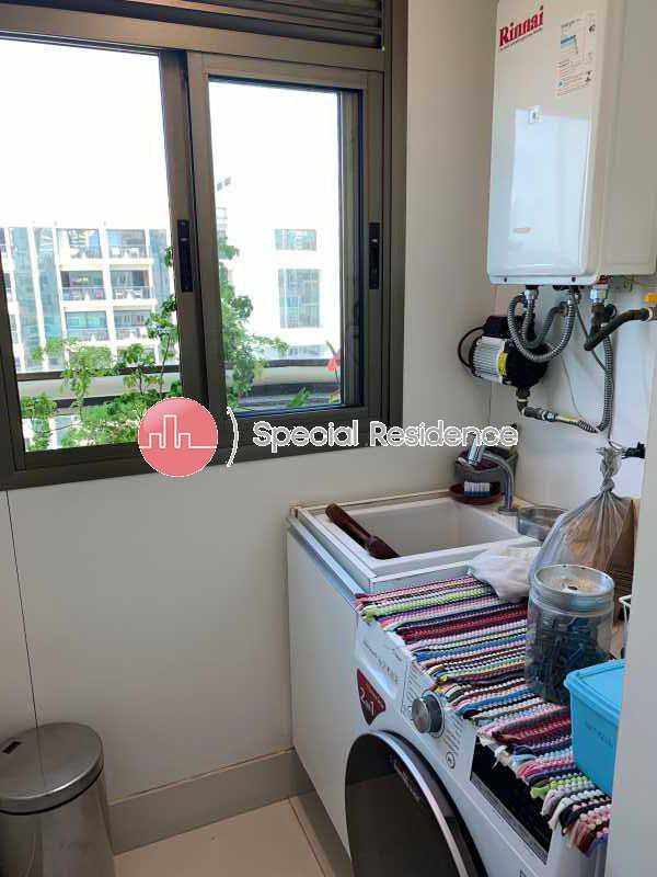IMG_7535 - Apartamento 2 quartos à venda Barra da Tijuca, Rio de Janeiro - R$ 2.500.000 - 500438 - 7