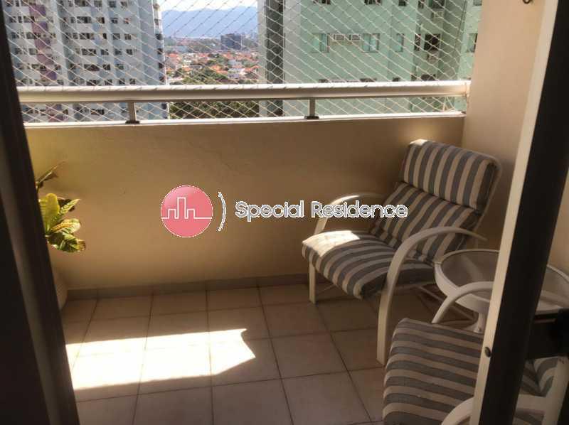 WhatsApp Image 2021-07-16 at 1 - Apartamento 2 quartos para alugar Barra da Tijuca, Rio de Janeiro - R$ 2.900 - LOC201611 - 1