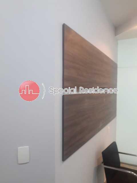 Sala Comercial 1. - Apartamento para alugar Barra da Tijuca, Rio de Janeiro - R$ 900 - LOC700047 - 13