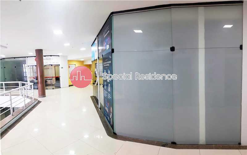Sala Comercial 1 - Apartamento para alugar Barra da Tijuca, Rio de Janeiro - R$ 900 - LOC700047 - 1