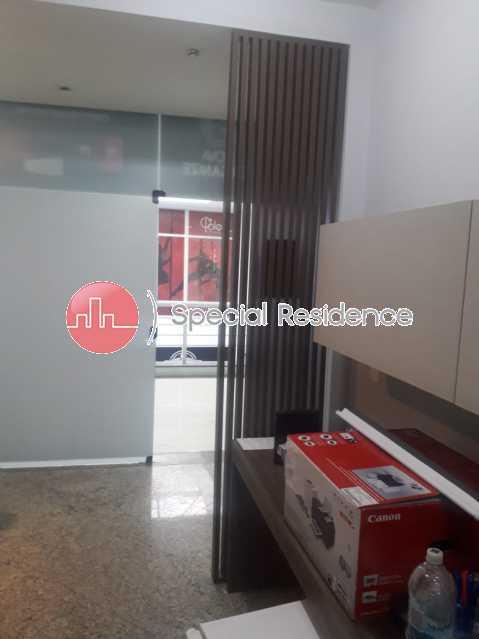 Sala Comercial 2. - Apartamento para alugar Barra da Tijuca, Rio de Janeiro - R$ 900 - LOC700047 - 8