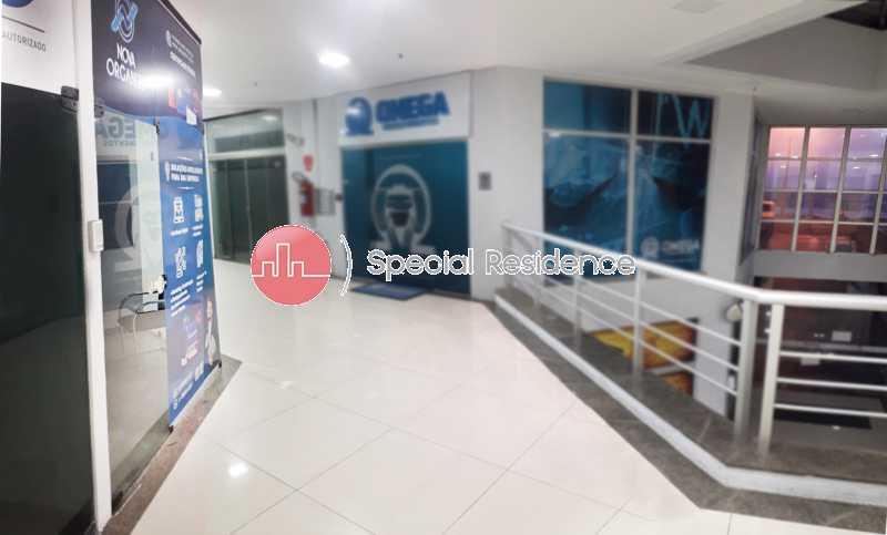 Sala Comercial 2 - Apartamento para alugar Barra da Tijuca, Rio de Janeiro - R$ 900 - LOC700047 - 3