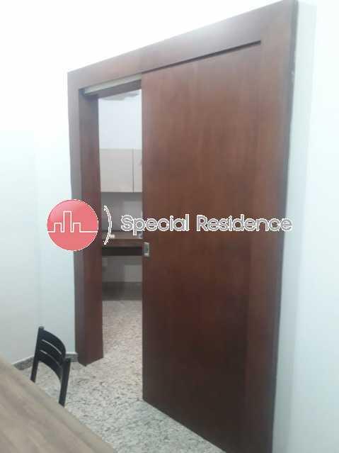 Sala Comercial 4. - Apartamento para alugar Barra da Tijuca, Rio de Janeiro - R$ 900 - LOC700047 - 12