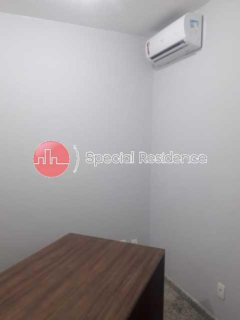 Sala Comercial 6. - Apartamento para alugar Barra da Tijuca, Rio de Janeiro - R$ 900 - LOC700047 - 15
