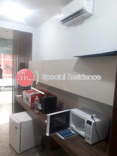 Sala Comercial 7. - Apartamento para alugar Barra da Tijuca, Rio de Janeiro - R$ 900 - LOC700047 - 9