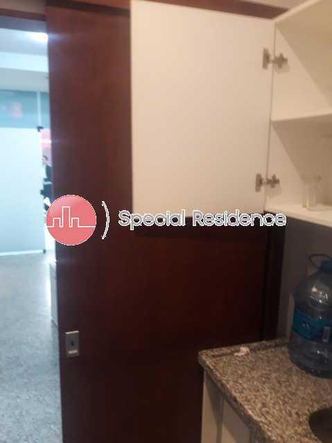 Sala Comercial 9. - Apartamento para alugar Barra da Tijuca, Rio de Janeiro - R$ 900 - LOC700047 - 18